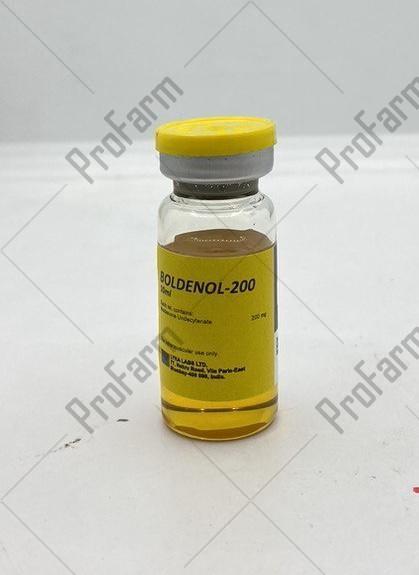 Boldenol 200, 200mg/ml - цена за 10 мл
