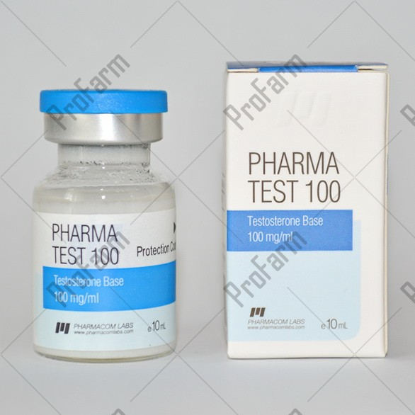 Pharma Test 100, 100mg/ml