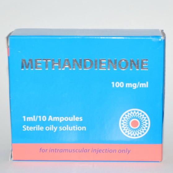 Methandienone 100мг\мл - цена за 1 амп.