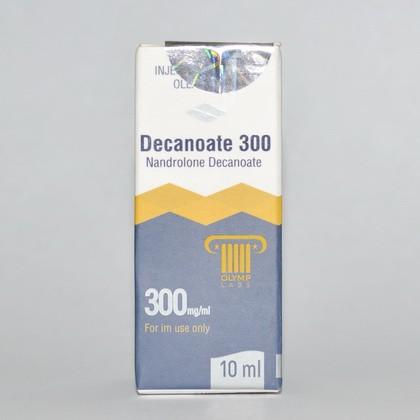 Decanoate 300 300мг\мл - цена за 10мл.