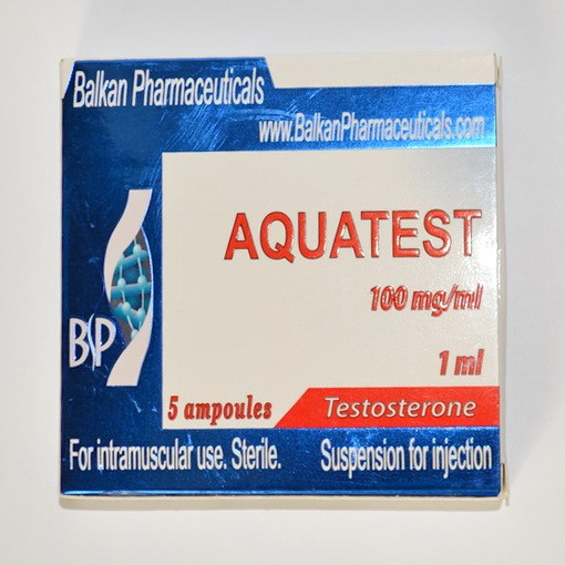 Aquatest 100mg/ml
