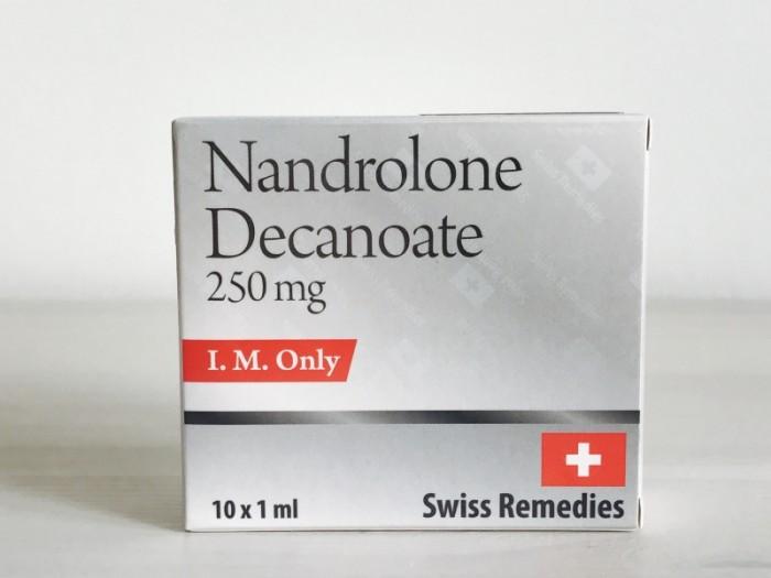 SWISS NANDROLONE DECANOATE 250 250mg/ml  - ЦЕНА ЗА 1 АМПУЛУ