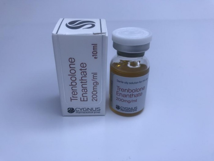 CYGNUS TRENBOLONE E 200MG/ML - ЦЕНА ЗА 10МЛ