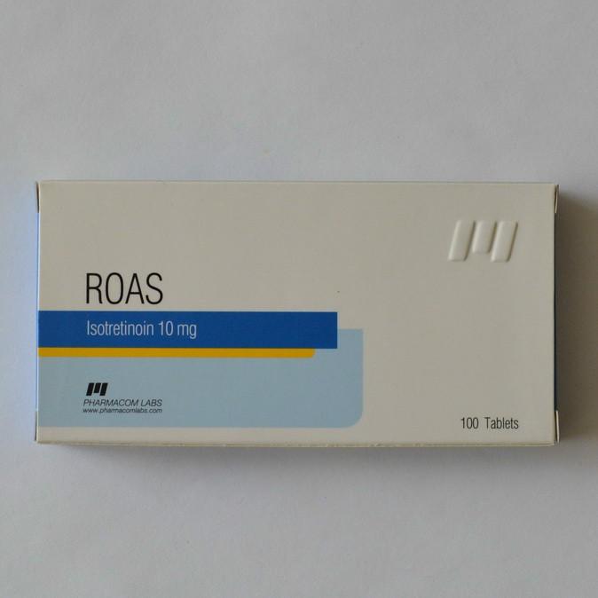 ROAS (против акне) 1tab/10mg - Цена за 50 таб