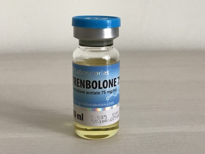 SP Trenbolone 75мг\мл - цена за 10мл
